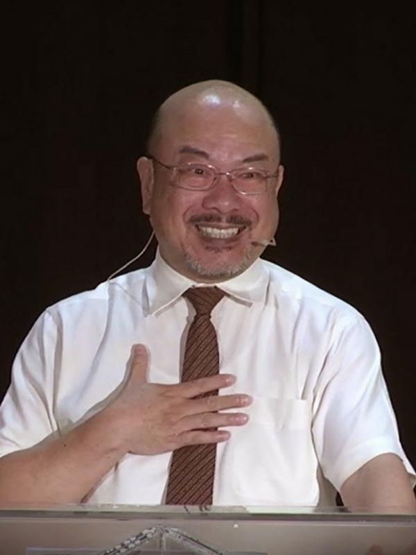 吳文朗牧師