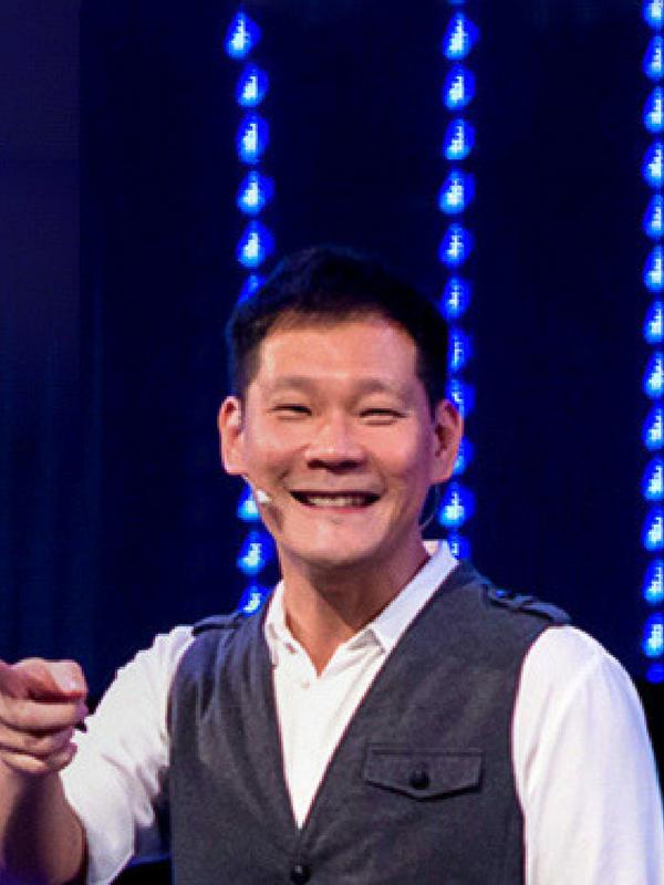 陳少豪牧師