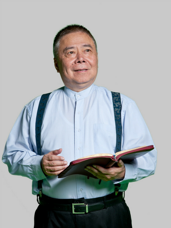張茂松牧師