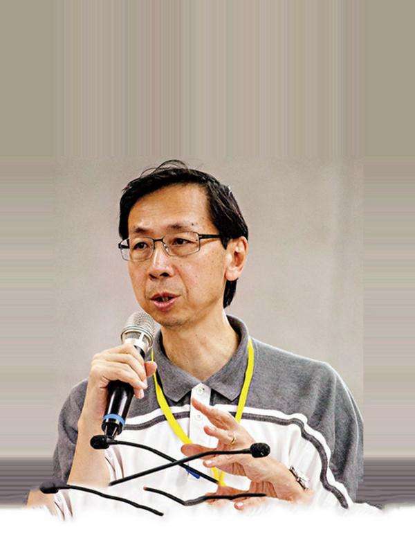 林永錚牧師