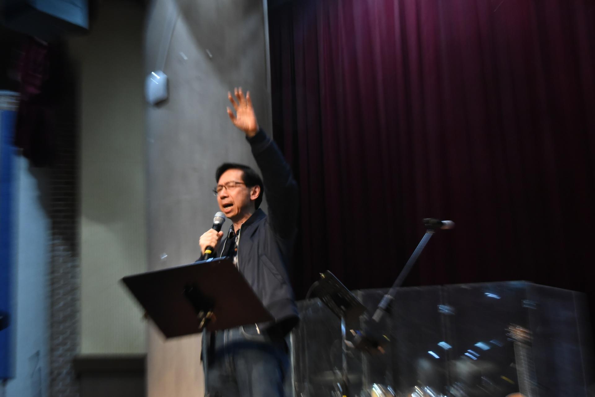 烈火訪韓盛會現場直播|第三堂|林永錚牧師