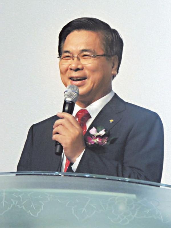 李永勳牧師