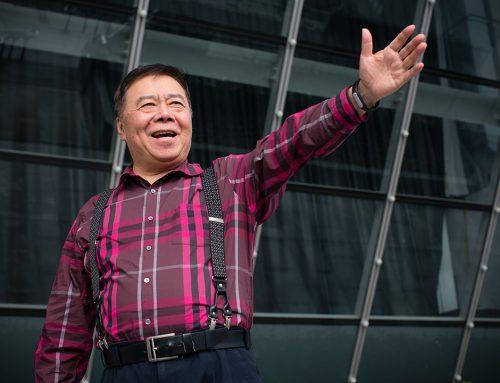 張茂松牧師:打造一個健康的教會、卓越的人!